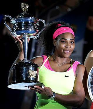 �amipyon Serena Williams