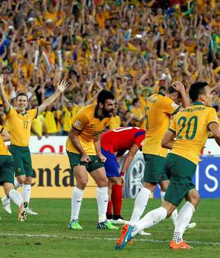 Asya Kupas� Avustralya'n�n