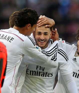 Kimse 'Benzema'z Real Madrid'e