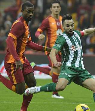 Galatasaray'a Bursa darbesi
