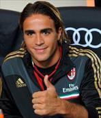 Matri Juventus'a kiralık döndü!