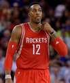 Houston Rockets'ta Howard 4 hafta yok