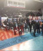 Trabzon - Fenerbahçe maçında kavga
