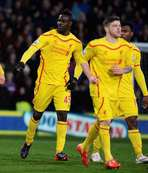 Liverpool kupada çeyrek finalde