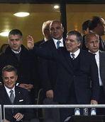 Beşiktaş'a Abdullah Gül desteği