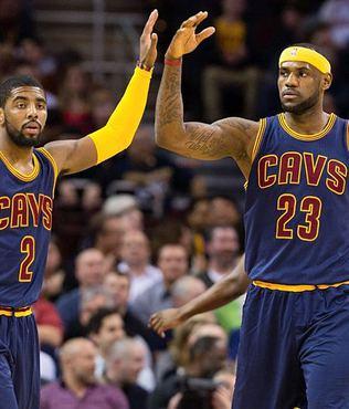 Cavaliers'� LeBron sortlad�
