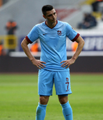 Trabzon'da gol yollar� kapal�