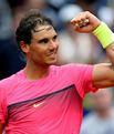 Nadal, Vilas'ın rekorunu egale etti