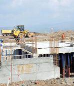 Somadaki TFF Futbol okulunda inşaat başladı