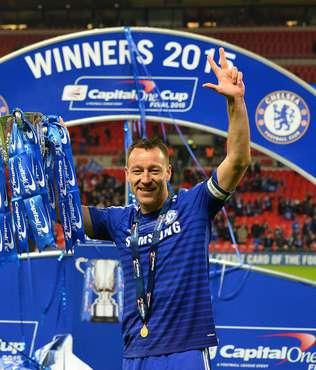 Mourinho Terry'i b�rakm�yor