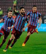 �� sahada lider Trabzonspor