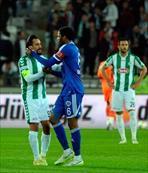 Tarihi maç Konya'nın