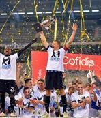 Brugge kupayı aldı