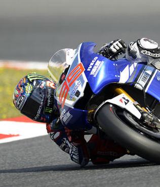 MotoGP'ye �spanyol damgas�