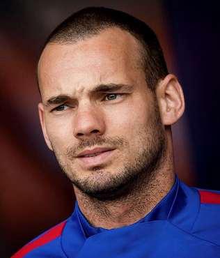 Sneijder: Gol atarsam sevinece�im