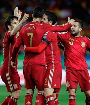 �spanya '�ak�r' keyif: 1-0