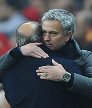 Mourinho'dan Fatih Terim'e tebrik