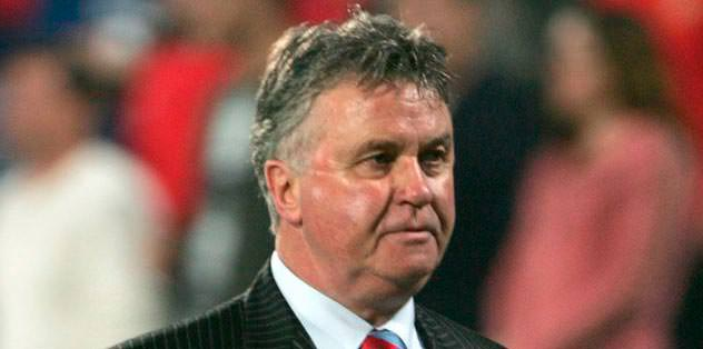 Hiddink'ten g�zda��