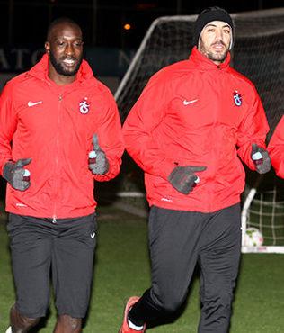 Trabzonspor'a sakatlardan m�jde