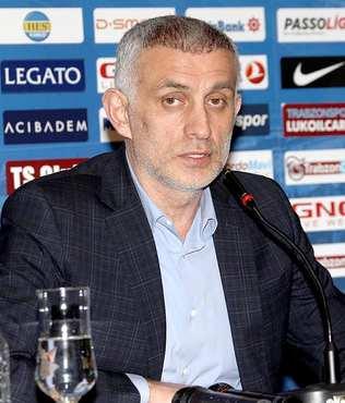 """""""F�rt�na gibi bir Trabzonspor ba�layacak"""""""