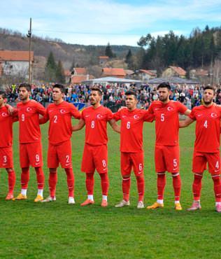 Bosna'da y�k�ld�: 2-1