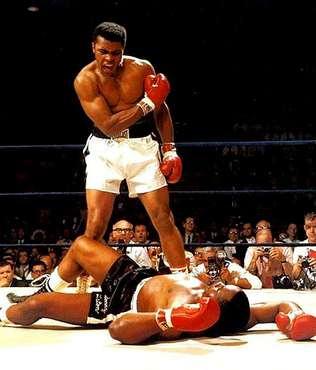 Muhammed Ali, Pacquiao'yu destekliyor