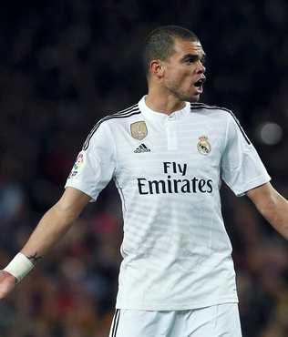 R.Madrid'e Pepe �oku