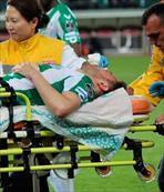 Ali Çamdalı hastanelik oldu
