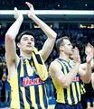 Euroleague'de Fener f�rt�nas�