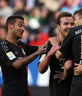 Bayern M�nih yara sard�