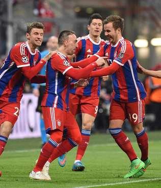 Bayern'den �ampiyonlu�a bir ad�m daha