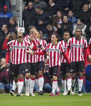 Hollanda'da PSV �ampiyon oldu