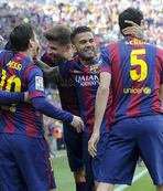 La Ligada lider değişmedi