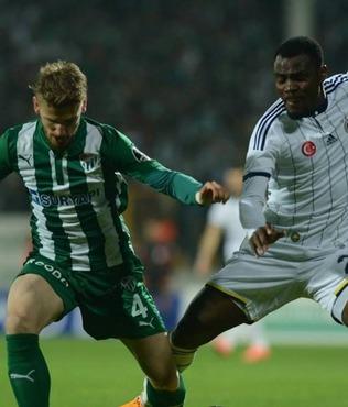F.Bah�e Bursaspor'u konuk ediyor