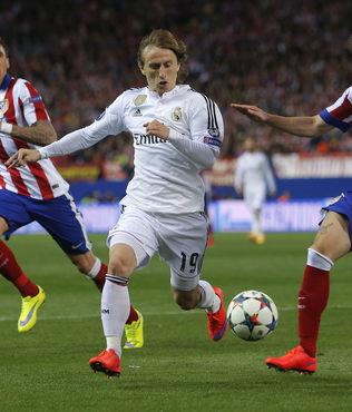 Madrid'de Modric �oku