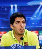 Luis Suarez'den açıklamalar