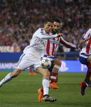 Devler Ligi'nde Madrid derbisi