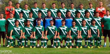 U21'lerde g�len taraf Bursaspor