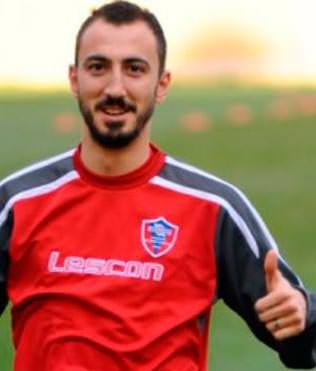 Ahmet Ilhan Bursaspor'da