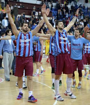 Trabzonspor MP tarih yazmak istiyor