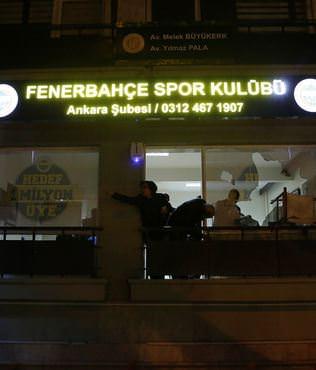 Ankara'da 1 ki�i tutukland�