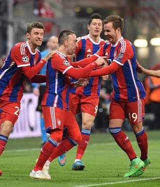 Bayern �ampiyonluk i�in beklemeye ge�ti