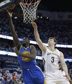 Pelicans, Warriora karşı tutunamadı