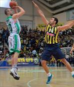 Darüşşafaka Doğuş-Fenerbahçe Ülker