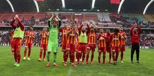 Kayserispor S�per Lig'de