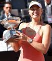 Erkeklerde Djokovic, kadınlarda Sharapova şampiyon
