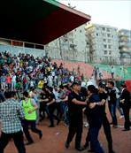Diyarbakır'da olay