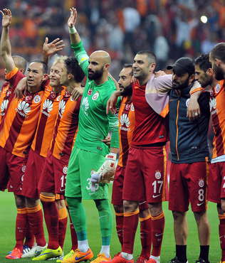 Derbi kral� G.Saray