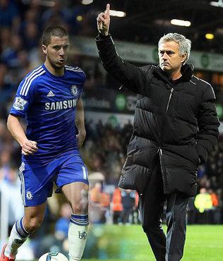 Y�l�n teknik direkt�r� Mourinho