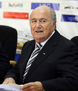 Rusya 'Blatter' dedi